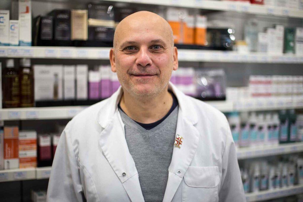 Claudio - Staff - Farmacia Roveda