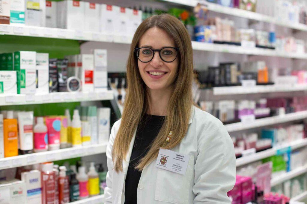 Elisa - Staff - Farmacia Polirone