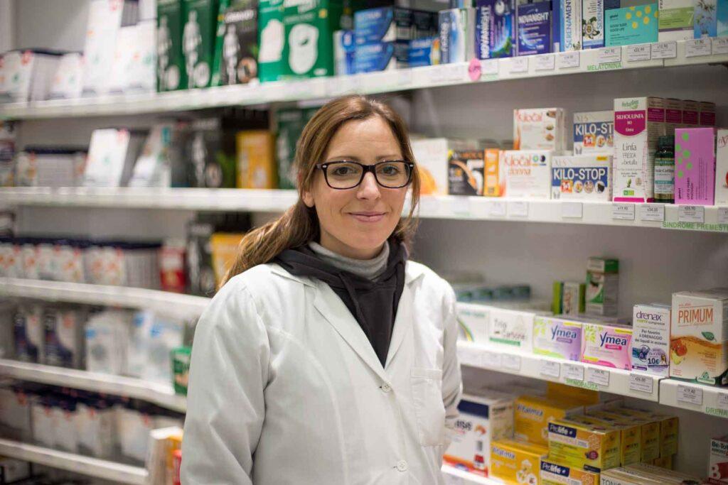 Luisa - Staff - Farmacia Polirone