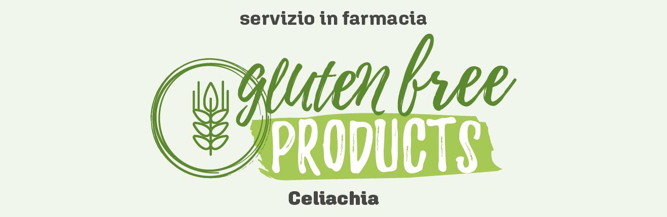 Prodotti senza glutine / celiachia